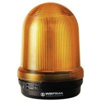 Bleskové světlo Werma, 828.300.68, 230 V/AC, 150 mA, IP65, žlutá