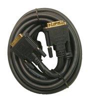 Kabel OPTEX 725206 DVI/DVI dual link 5 m