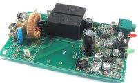 Deska s elektronikou, síťový filtr, relátka