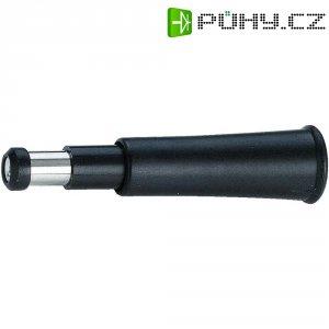 Nízkonapěťový konektor, zástrčka rovná, 4,95/1,95 mm