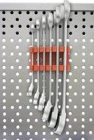 Sada ráčnových klíčů TOOLCRAFT 824124, 8 - 19 mm, 6dílná