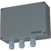 Bezdrátový nástěnný spínač FS20 SA, 2kanálový, 47012