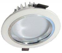 Podhledové světlo LED 9x1W,bílé teplé 230V/9W, DOPRODEJ