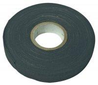 Izolační páska textilní 15mm/15m černá