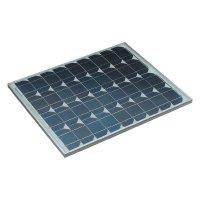 Monokrystalický solární panel Sunset SM 45, 2550 mA, 45 Wp, 12 V