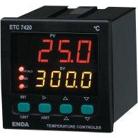 Panelový PID termostat Suran Enda ETC7420, 230 V/AC