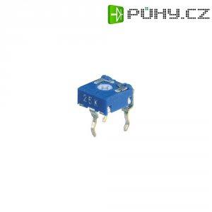 Trimer miniaturní, lineární, 0,1 W, 500 kΩ, 215 °, 235 °, CA6 V