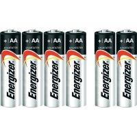 Alkalická baterie Energizer Ultra+, typ AA, sada 4 ks + 2 zdarma