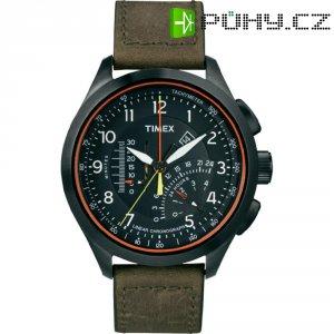 Ručičkové náramkové hodinky Timex Adventure Series Linear Indicator Chronograph, T2P276