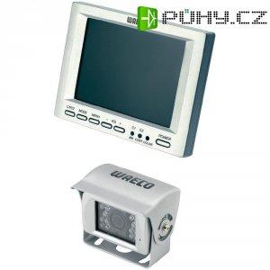 Systém pro couvání Waeco PerfectView LCD250, s vestavěným mikrofonem, 12 V
