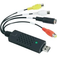 Digitalizace audia a videa Basetech BR116, USB 2.0