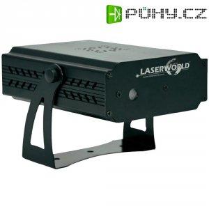 Laserový efekt Laserworld EL-160RGB, 100 - 250 V/AC, RGB