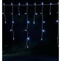 Venkovní vánoční světelný řetěz Konstsmide s rampouchy,200 LED
