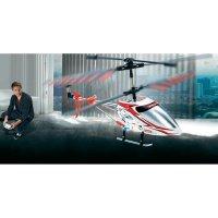 IR model vrtulníku Carrera Red Buzzer, RtF, vč. ovladače