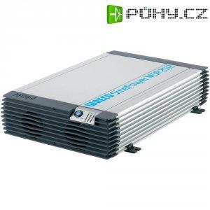 Sinusový měnič napětí DC/AC Waeco MSP 2512, 12V/230V, 2500 W