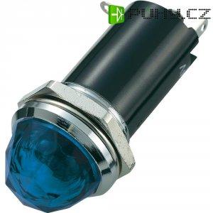 Signálka SCI, 24 V/DC, 16,2 mm, modrá