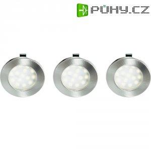 Vestavná LED světla, sada 3 ks, 3x 2,5 W (DLS-JC02SMD15x3EP)