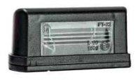 Osvětlení SPZ pro přívěsy, FT-022