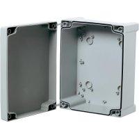 Nástěnné pouzdro ABS Fibox TAM090706, (d x š x v) 95 x 65 x 60 mm, šedá (TAM090706)