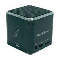 Mobilní mini sound stanice Technaxx MusicMan R, černá