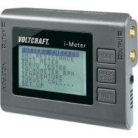 Multimetr 7v1 Voltcraft, měření výkonu, vnitřního odporu, serv, akumulátorů,
