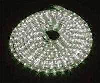 Světelná hadice LED 9m, 216 LED, bílá