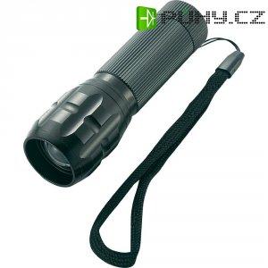 Kapesní svítilna High Power LED, 868531, černá
