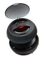 X-mini v1.1 kapslový mono mobilní reproduktor, Bass Xpansion System, BLACK