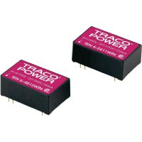 DC/DC měnič TracoPower TEN 6-4810WIN, 48 V/3,3 V, 6 W