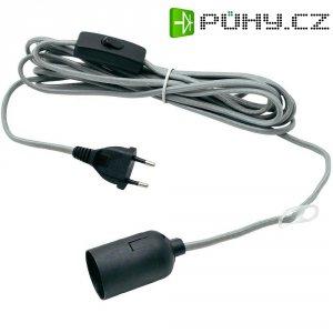 Připojovací kabel Konstsmide, šedý, 5 m