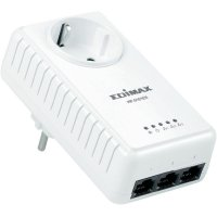 Adaptér Edimax 500Mbps s ethernetem Powerline, 3-portový switch