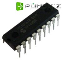 PIC 16F627A s programem pro konstrukci multifunkčního relé