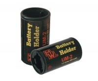 Pouzdro baterie adaptér R6 na R14