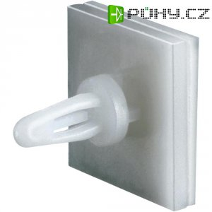 Distanční sloupek do DPS samolepicí plast Délka 9.5 mm PB Fastener LCBSB-6-01A-RT 1 ks