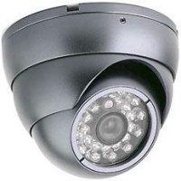 Kamera CCD 700TVL DP-512PW2, objektiv 3,6mm, kovový obal