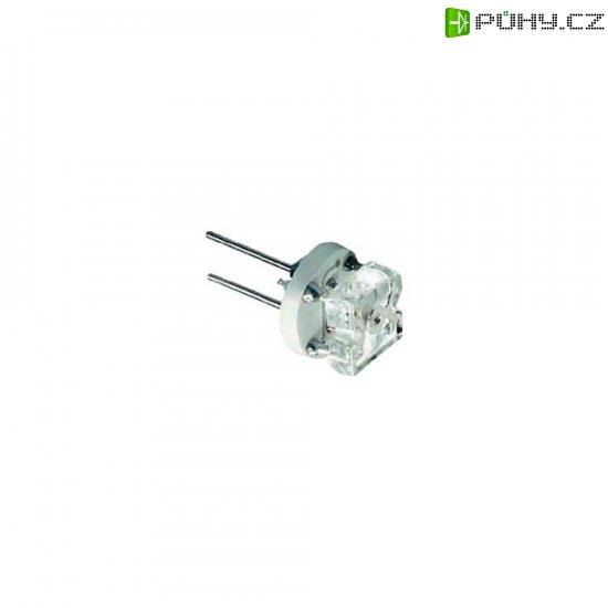 LED žárovka 12V G4 100° - modrá - Kliknutím na obrázek zavřete