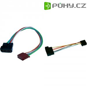 ISO adaptér pro modely Ford Galaxy/ Seat Alhambra/ VW Sharan