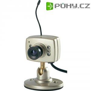 Bezdrátová kamera, 2,4 GHz, 628 x 582 px
