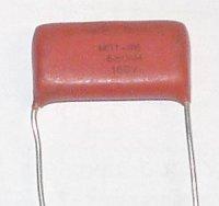 680n/160V MPT96, RM=22mm, svitkový kondenzátor
