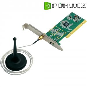 PCI karta Edimax WLAN N150 s anténou EW-7711In