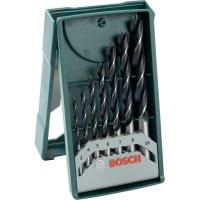 Sada spirálových vrtáků do dřeva Bosch Accessories Promoline 2607019580, 3 - 10 mm