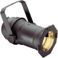 Halogenový reflektor Eurolite PAR 16 Spot, 50 W, bílé světlo, černá
