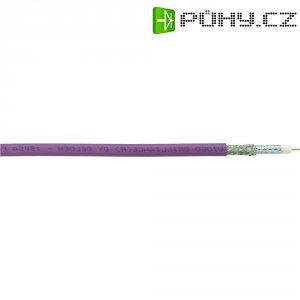 Koaxiální videokabel Belden 1505 A, RG-59/U, fialová