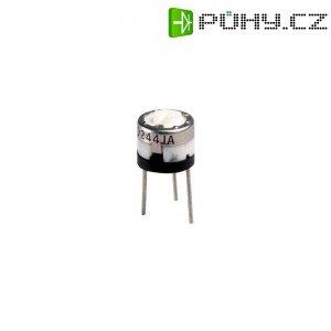 Precizní trimr lineární 0.5 W 100 kOhm 210 ° 230 ° Vishay 75 P 100K 1 ks