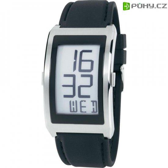 Digitální náramkové hodinky Eurochron EPAP 200, QWDS0017-1, silikonový pásek, černá - Kliknutím na obrázek zavřete