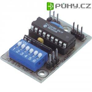 Zpožďovací modul řízení serv