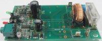 Deska s elektronikou, síťový filtr