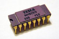MH82S11 - rychlá RAM 1024bit, DIP16