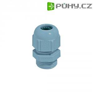 Kabelové průchodka LappKabel SKINTOP® ST PG9 53015010, -20 až +80 °C, stříbrnošedá (RAL 7001)