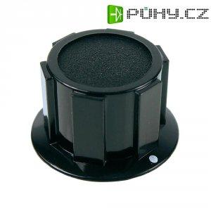 Knoflík Cliff FC1610, pro sérii K1C, 6,35 mm, černá